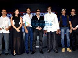 Yogesh Lakhani, Vandana Jain, Shaan, Mika Singh, Amitabh Bachchan, Sunil Agnihotri, Ramesh S Taurani