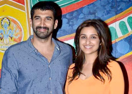 Aditya Roy Kapur and Parineeti Chopra set out on a food yatra