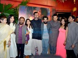 Deepa Sahi, Feryna Wazheir, Ketan Mehta, Sangita Kathiwada, Rajat Kapoor, Randeep Hooda, Rashaana Shah, Gaurav Dwivedi