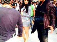 Yuvika Choudhary, Akshay Kumar
