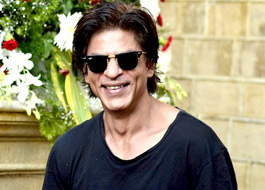 """""""It'll be nice if Aamir and I work together"""": Shah Rukh Khan"""