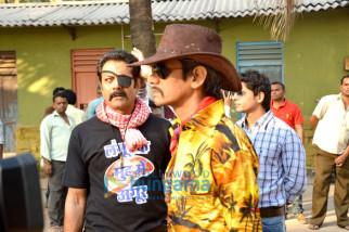 Deepraj Rana, Vijay Raaz