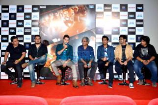 Ahmed Khan, David Dhawan, Dinesh Vijan, Varun Dhawan, Sriram Raghavan, Jigar, Sachin