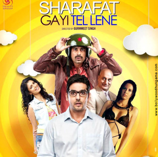 First Look Of The Movie Sharafat Gayi Tel Lene