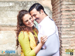 Movie Wallpaper From The Film Jolly LLB 2