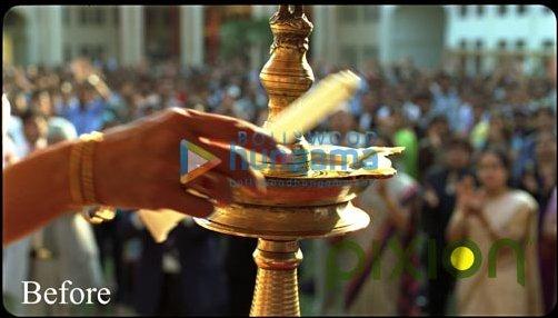 Check Out: The DI grading in Aarakshan