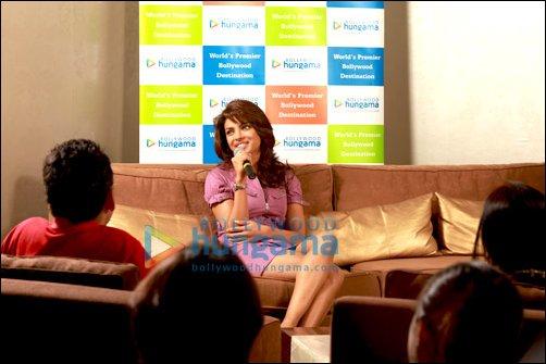 Meet-N-Greet with Priyanka Chopra