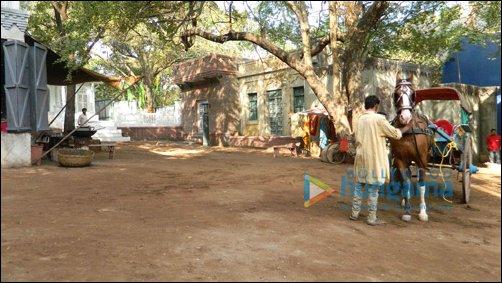 Lahore set of Teri Meri Kahaani