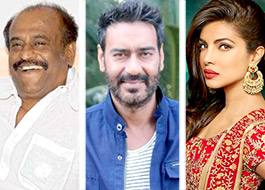 Rajinikanth, Ajay Devgn, Anupam Kher, Udit Narayan, Priyanka Chopra to be conferred with the Padma awards