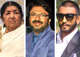 Lata Mangeshkar to honour Sanjay Leela Bhansali, Ranveer Singh
