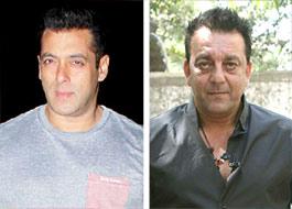 Have Salman Khan & Sanjay Dutt fallen out over Ranbir Kapoor?