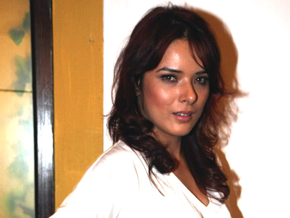 On The Sets Of The Diary of a Butterfly Featuring Udita Goswami