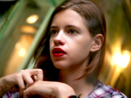 Movie Still From The Film That Girl in Yellow Boots,Kalki Koechlin