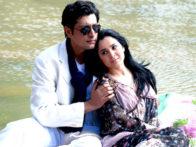 Movie Still From The Film Gumshuda,Priyanshu Chatterjee,Simone Singh