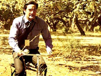 Movie Still From The Film Aakrosh,Akshaye Khanna