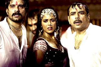 Movie Still From The Film Aakrosh,Sameera Reddy,Paresh Rawal