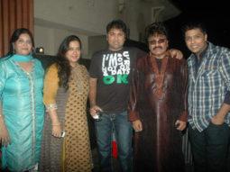 Photo Of Sanjeev,Shravan Kumar,Darshan From The Priyanka Kothari at Shravan Kumar's birthday bash