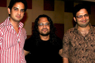 Photo Of Vikas Kalantri,Jojo,Swarup Anand From The Press conference of 'Ek Kadam'