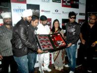 Photo Of Ramji Gulati,Uttam Singh,Jaspinder Narula From The Launch of Meybuen United with a fashion show