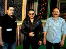 Photo Of Rakesh Sabhrwal,Taz,Vinod Mukhi From The Completion party of film 'Diary of a Butterfly'