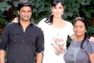 Photo Of Nandan Mohato,Katrina Kaif,Pomila Hunter From The Katrina Kaif shoots for 'Main Krishna Hoon' at Filmcity