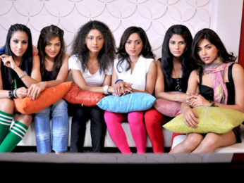 Movie Still From The Film United Six,Pooja Sharma,Isha Batwe,Luna Lahkar,Daisy Bopanna,Parvathy Omanakuttan