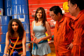 Movie Still From The Film United Six,Daisy Bopanna,Luna Lahkar,Isha Batwe