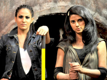 Movie Still From The Film United Six,Pooja Sharma,Daisy Bopanna