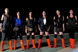 Movie Still From The Film United Six,Parvathy Omanakuttan,Luna Lahkar,Pooja Sharma,Isha Batwe,Daisy Bopanna