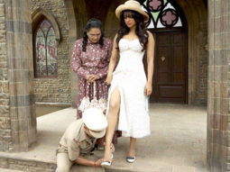 Movie Still From The Film 7 Khoon Maaf,Anu Kapoor,Priyanka Chopra
