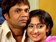 Movie Still From The Film Masti Express,Rajpal Yadav,Divya Dutta