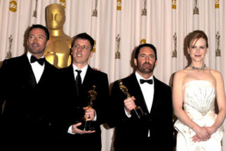 Photo Of Hugh Jackman,Atticus Ross,Trent Reznor,Nicole Kidman From The 83rd Annual Academy Awards 2011