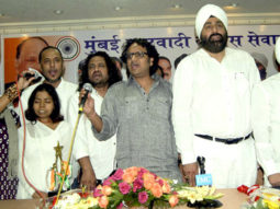 Photo Of Tochi Raina,Jojo,Shamir Tandon,Parminder Singh,Inderpal Singh From The Singers at 100 years completion of National Anthem