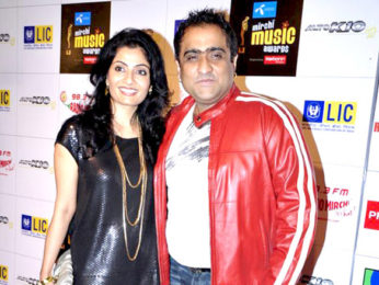 Photo Of Gayatri Ganjawala,Kunal Ganjawala From The Mirchi Music Awards 2011