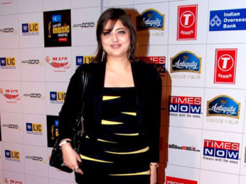 Photo Of Vasundhara Das From The Mirchi Music Awards 2011