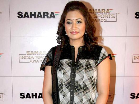 Photo Of Jwala Gutta From The Shahrukh, Kareena and others at Sahara India Sports Awards 2010