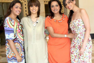 Photo Of Avni Jasraj,Neeta Lulla,Durga Jasraj,Nishka Lulla From The Neeta and Nishka Lulla celebrate Mother's Day