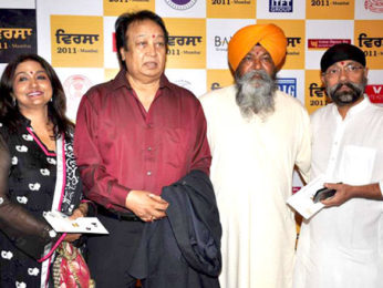 Photo Of Bhupinder From The Gul Panag and Om Puri at Punjabi Virsa Awards 2011