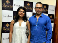 Photo Of Nisha,Vikram Raizada From The Launch of Reveilo's Italian wine - Sangiovese