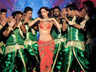 Movie Still From The Film Bin Bulaye Baarati,Mallika Sherawat