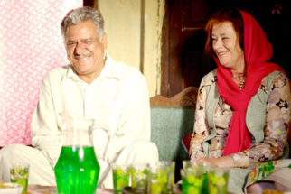 Movie Still From The Film West is West,Om Puri