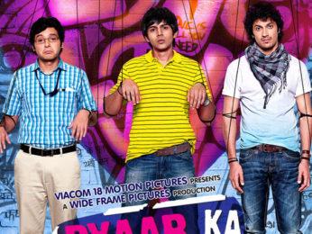 First Look Of The Movie Pyaar Ka Punchnama