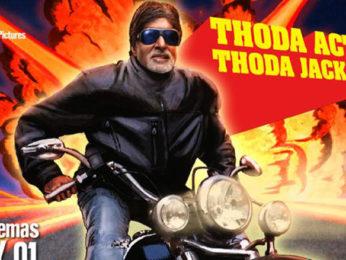 First Look Of The Movie Bbuddah...Hoga Terra Baap