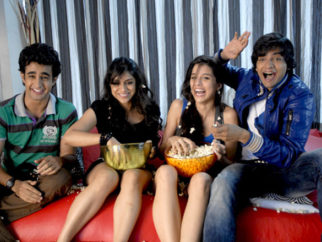 Movie Still From The Film Always Kabhi Kabhi,Satyajeet Dubey,Zoa Morani,Giselle Monteiro,Ali Fazal