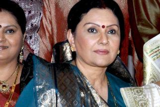 Photo Of Vidya Sinha From The Launch party of TV serial 'Neem Neem Shahad Shahad'
