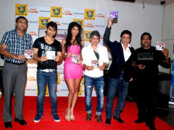 Photo Of Abhishek Anand,Nicole Faria,Harry Anand,Anand Raj Anand From The Nicole Faria at Harry Anand's 'Desi Funk' album launch
