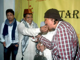 Photo Of Shekhar Suman,Shakeel Saifee,Bali Brahmabhatt From The Bollywood celebs at Iftar party hosted by Shakeel Saifee