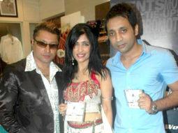 Photo Of Taz,Shibani Kashyap,Teenu Arora From The Launch of Prashant Shirsat's album 'Deva o Deva'