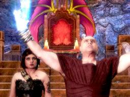 Movie Still From The Film Chhutanki,Upasna Singh,Puneet Issar
