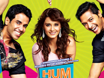 First Look Of The Movie Hum Tum Shabana